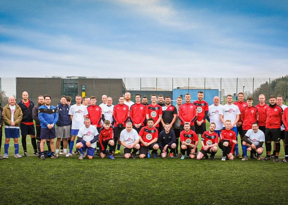 Charity Football Match February 2020