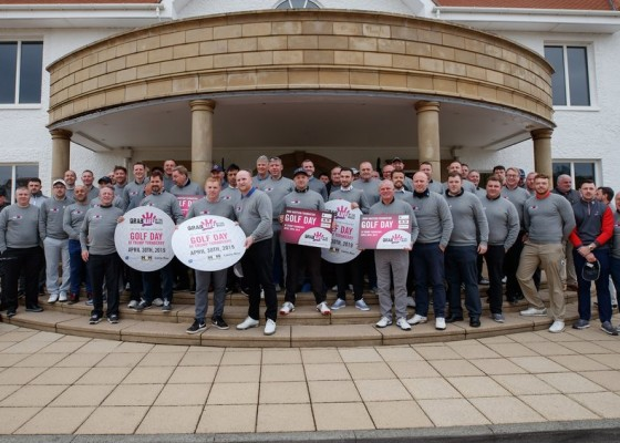 The John Hartson Foundation Golf Day 2019